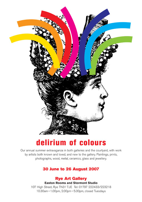 exhibition poster rye art gallery 2007 - Poster Designs Ideas